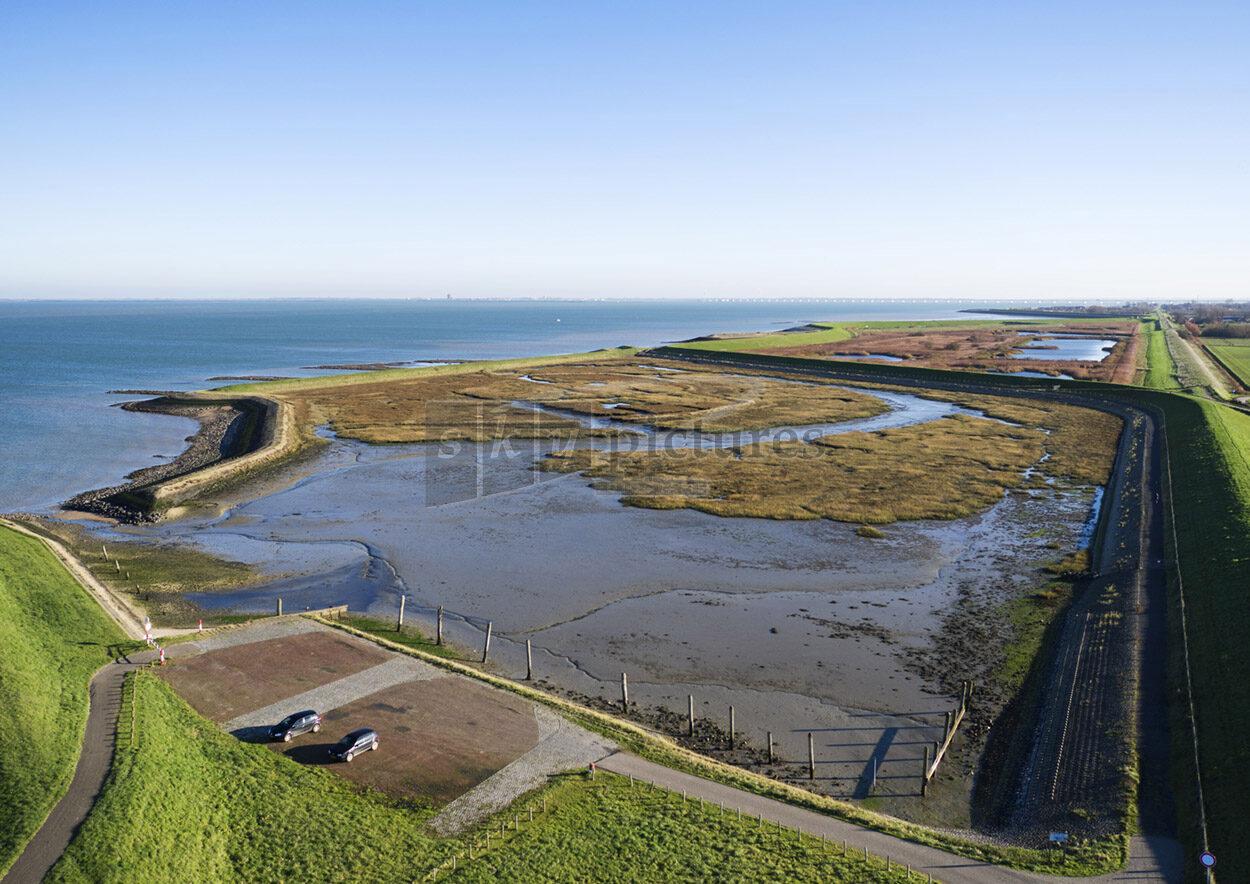 Voormalige haven Oesterput